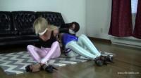 Bella Ink & Maria Marley – Roommate Drama Ends In Bondage