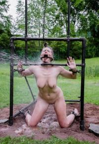 The BDSM Farm Bella's Visit