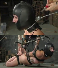 Extreme Bondage, Torture, Suspension And Hogtie For A Young Model