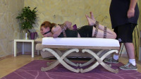 Belt Hogtie For Muriel Pt 1