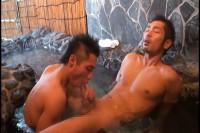 Hawt Men Make Love At Hawt Springs