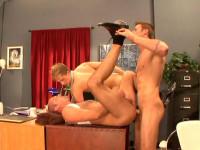 Guys Hard At Work – Brant Moore, Jason Crew Luke Riley