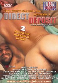 The Storm Chronicles Pt 1 – Direct Deposit