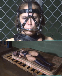 Tight Bondage, Domination And Torment For Hot Young Girl