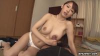 Yui Misaki – Horny Busty Wife Sucks Cock (2020)