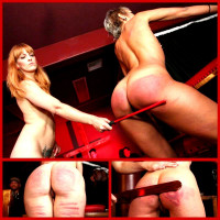 Spanking Live On Stage – Mood Pictures