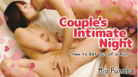 De-rut Couple Chillin Love Again In Sex  – Mio Futaba