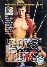 Boys And Toys – Kenny White, Sam Blue, Bastien Totti