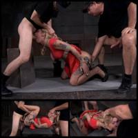 Rough Tied & Deepthoat (Kleio Valentien) SexuallyBroken