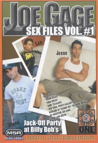 Joe Gage Sex Files Vol 01 – Jack-Off Party At Billy Boys
