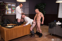 Ff – Sexual His Ass-ment Scene 01 – Jaxton Wheeler, Teddy Bryce & John Magnum