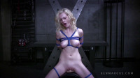 Catie Rides The Sybian