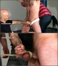 Fraser3-l – Wrists Bound And Ankles Shackled In A Leg-spreader