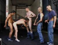 Amazing Sperm Orgies