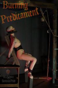 SensualPain – Burning Predicament – Abigail Dupree 1080p