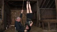 Tight Tying, Strappado And Ache For Lustful Slavegirl Part 1 HD 1080p
