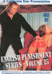 English Punishment Series Volume 25 DVD