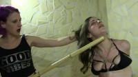 Tight Restraint Bondage, Strappado And Domination For Lustful Slavegirl HD 1080p