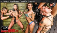 Sexualdisgrace – Dec 10, 2015 – Isa Mendez 2 Sexual Disgrace Pumped For Punishment