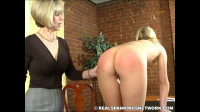 Sarah – Spanked On All Fours