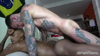 PBR – Pigboy In Brazil No. ASS TO MOUTH – Pigboy & Yuri Oberon Bareback