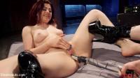 Lesbian Porn Crush – Predicament Bondage, Fisting & Anal Electrosex