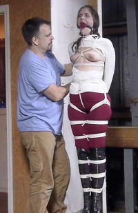 Rachel – Crotchroped And Post Tied Part 4 (2020)