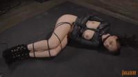 Fragile Slave Girl Next Door Straight Jacketed