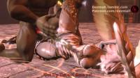 Furyatin Hunters – Fallen Lady Whirlwind – HD 720p