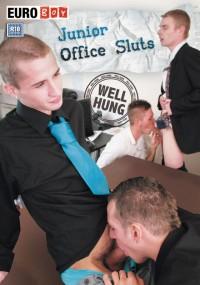Junior Office Sluts (Michael Burling, Euroboy)