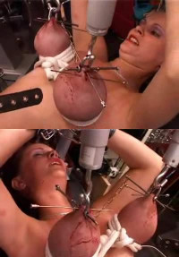 Shocking Torture For A Young Slave