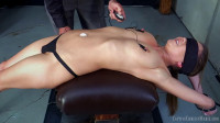 Sexy Spy Stretched & Interrogated