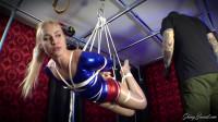 Shinybound – Jolene Hexx – Ultragirl Mask Compromised
