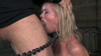 Stunning Milf Simone Sonay Chained Down , HD 720p