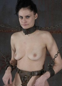 Iron Shackles For Young Flesh