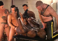 Tough Gangbang Party With Fisting & Cumshots