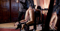 Sexy Slave Renata Fox Gets Dominate Training