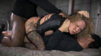 RealTimeBondage Rain DeGrey Is Totally Destroyed By Brutal Anal