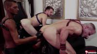 Daddy's Fist, Scene 01 (Alex Killian, Dale Savage, Wrex Wylde)