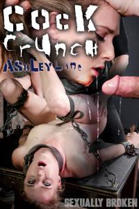 Cock Crunch Ashley Lane HD