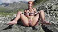 Bettine In The Swiss Mountains – HD 720p