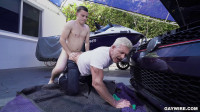 GayWire – Horniest Stepson Ever – Matthew Figata & Jesse Avalon (1080p)