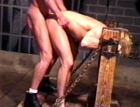 Master Jason Branch And Slave Anthony Shaw Are Both Ripped And Horny As Fuck