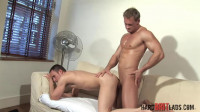 Cute Muscle Boy Jack Jefferson Was The Lucky Lad Who Got To Have Fun With Matt