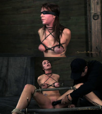 Super Bondage, Spanking And Torture For Young Model
