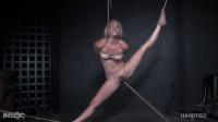 Bondage, Strappado, Wrist And Ankle Bondage And Punishment For Blond Part 2 Full HD 1080p