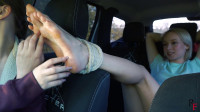 HD Dominance And Submission Sex Movies Tickling Alla In The Car By Agata  Foot And Half Clothed Body