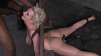 Bdsm HD Porn Videos Bound In Back Breaking Arch While Deepthroating BBC