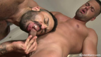 Perfect Fuck With Muscle Men Rogan Richards & Gabriel Lunna