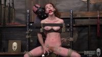 Restraint Bondage, Spanking And Suffering For Hot Sexy Slavegirl Part TWO Full HD 1080p